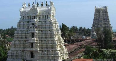 यथार्थ उपासना - रामेश्वरम में दिया स्वामी विवेकानंद का व्याख्यान