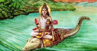 श्री गंगाजी महिमा - ब्रज भाषा की कविता