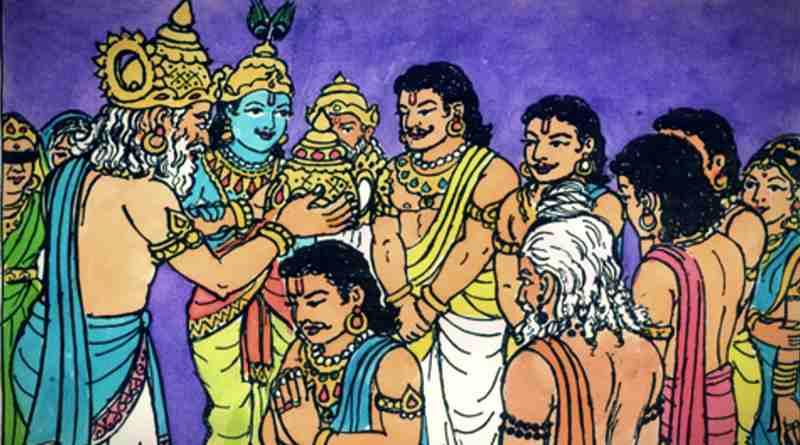 महाभारत का शांति पर्व - Mahabharat Shanti Parva in Hindi