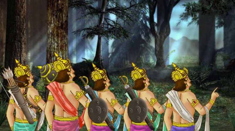 महाभारत का अरयण्क पर्व - Mahabharat Aranyak Parva in Hindi
