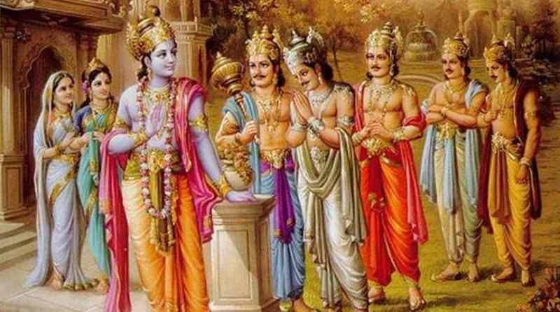 महाभारत का आश्रम्वासिका पर्व - Mahabharat Ashramwasika Parva in Hindi