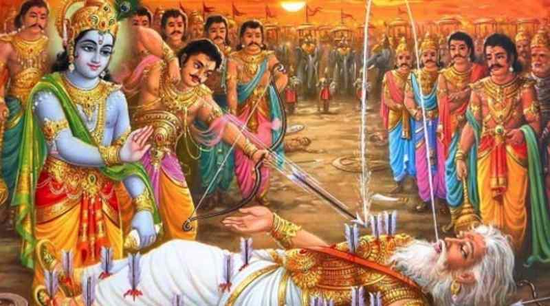 महाभारत का भीष्म पर्व - Mahabharat Bhishma Parva in Hindi