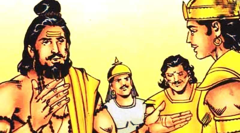 महाभारत का द्रोण पर्व - Mahabharat Dron Parva in Hindi