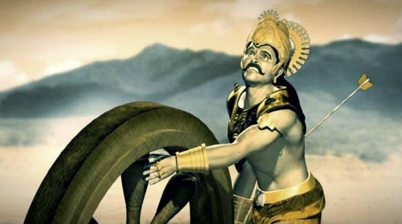 महाभारत का कर्ण पर्व - Mahabharat Karn Parva in Hindi