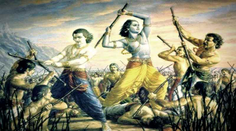 महाभारत का मौसुल पर्व - Mahabharat Mausul Parva in Hindi