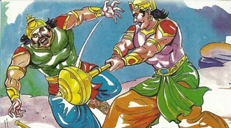 महाभारत का शल्य पर्व - Mahabharat Shalya Parva in Hindi