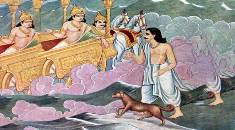 महाभारत का स्वर्गारोहण पर्व - Mahabharat Swargrohan Parva in Hindi