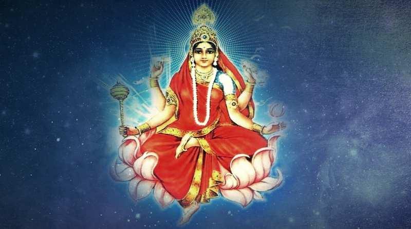 सिद्धिदात्री माता का चित्र -  Siddhidatri Mata Image