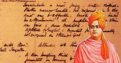 स्वामी विवेकानन्द के हिंदी पत्र - Swami Vivekananda Letters In Hindi