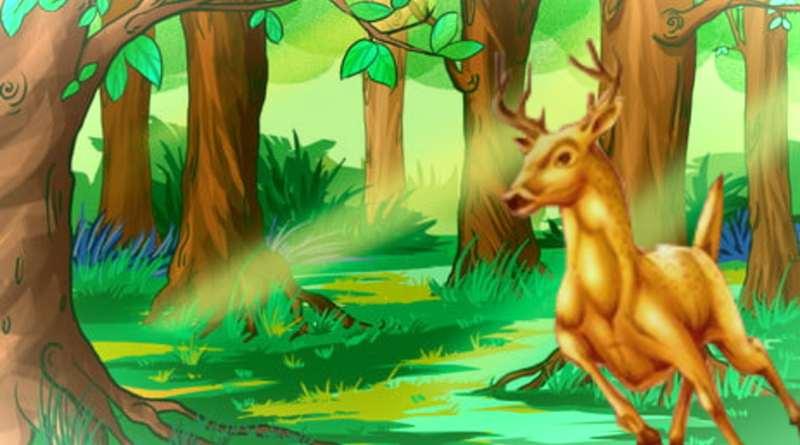 हिरनी की प्राण-रक्षा – जातक कथा