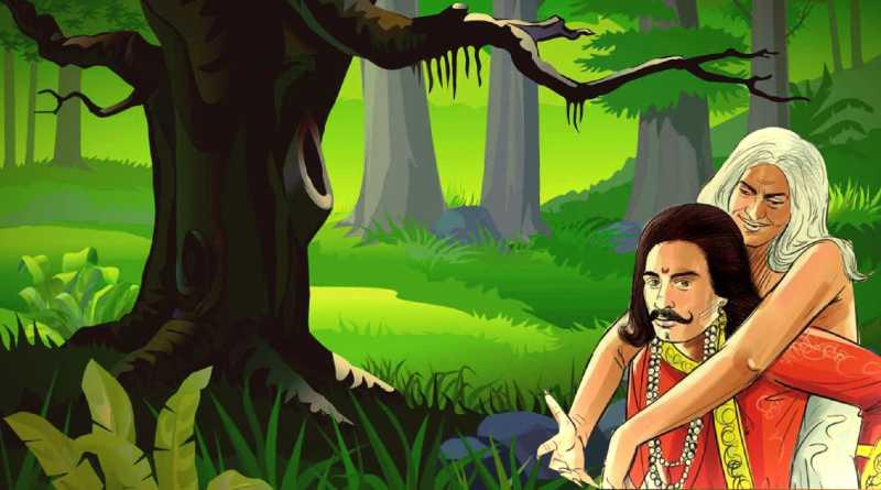 मंदारवती किसकी पत्नी है? – विक्रम बेताल की कहानी