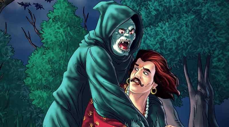 रत्नावती और चोर (चौदहवाँ बेताल) – विक्रम-बेताल की कहानी हिंदी में
