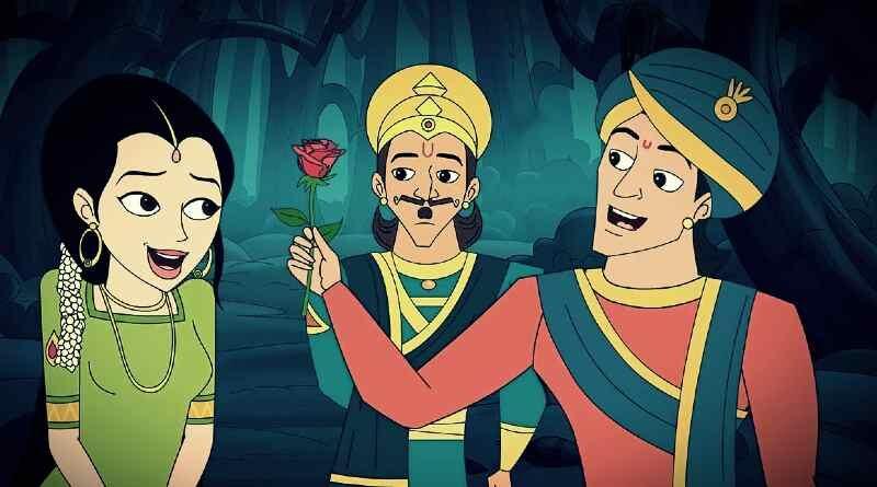 शशिप्रभा किसकी पत्नी (पंद्रहवाँ बेताल) – विक्रम-बेताल की कहानी हिंदी में